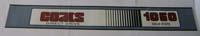 New COATS1050 WHEEL BALANCER STICKER