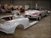 Porsche Carrera GT Replica