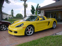 2000 Porsche Carrera GT Replica
