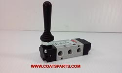 Coats Assist arm 4-Way Valve