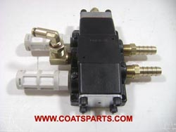 Coats BL 4 Way Valve