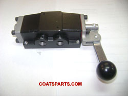 Coats APX90 4 Way Valve