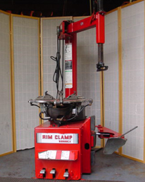 Used Ammco Coats Rim Clamp 5060 Ax