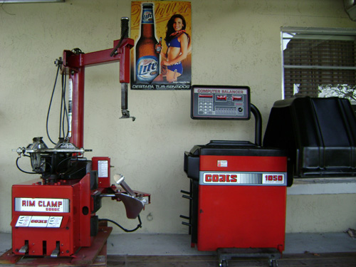 Coats 4050a Tire Changer For Sale