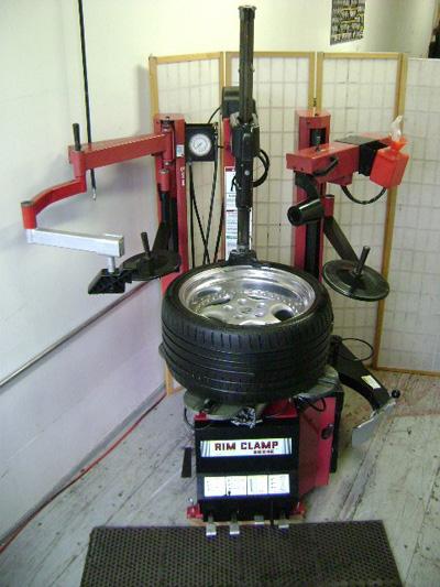 coats 9024e tire machine