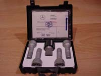OEM Original Mercedes Wheel Locks