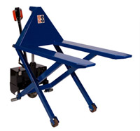 Electric Scizzor High Lift Pallet Truck