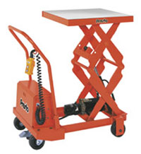 Electric Scizzor High Lift New Table - Portable Double