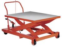 Lift Scizzor Table - Portable Manual