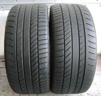 "20"" Used Continental 4X4 SportContact 2 Tires"