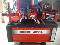 Rebuilt Coats 4050A Tire Changer
