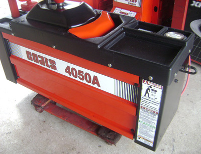 coats 4050a tire machine for sale