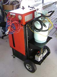 Used RTI  RRC770 A/C Recovery Machine