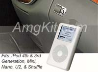 Mercedes iPod Interface Kit