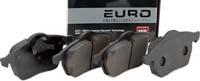 Akebono Euro Ceramic Front Brake Pads