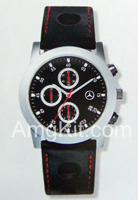 Mercedes SLK Chronograph Black Timekeeper