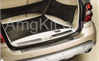 Mercedes W164 ML Rear Net