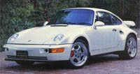 Porsche C2 Turbo Flatnose Update Kit
